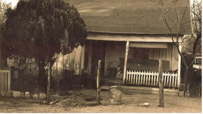 Anne Collins home