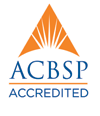 NCU's School of Business and Technology Management is accredited by ACBSP.