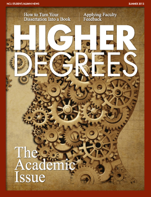 Higher Degrees, Northcentral University Newsletter