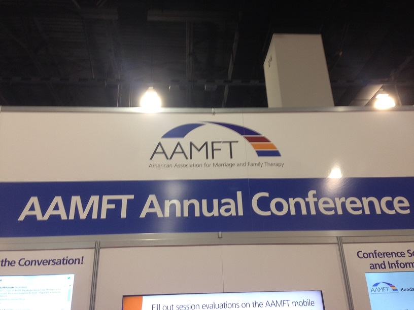 2014 aamft conference sign